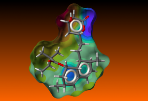 3D Image of Simvastatin